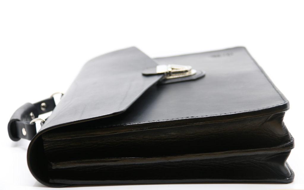 Businesstasche Leder Modell Augusta Götz Manufaktur