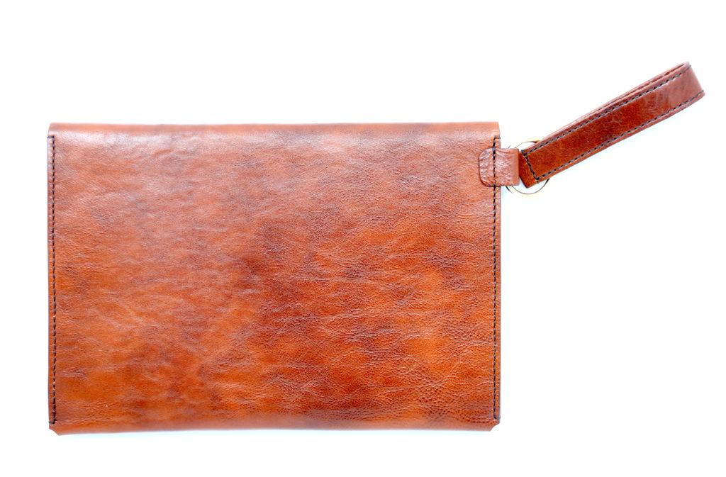 Notebooktasche Leder tragbar Götz Manufaktur
