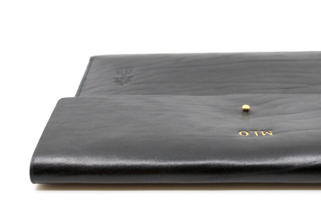 Notebooktasche Leder Götz Manufaktur