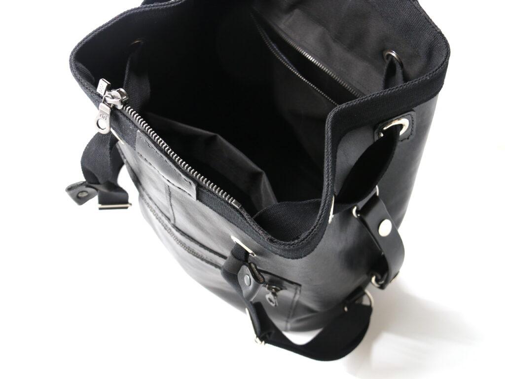Lederbag schwarz Götz Manufaktur