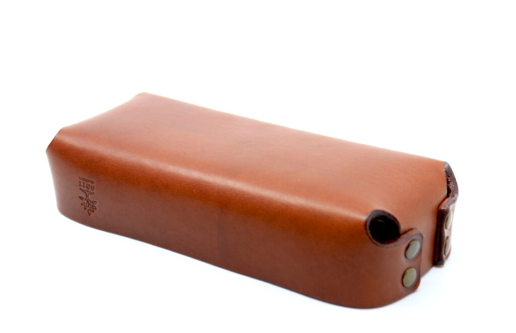 Schreiberbox aus Leder Götz Manufaktur