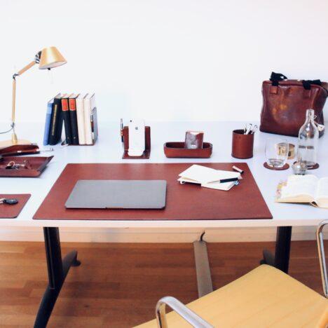 Home Office Leder Götz Manufaktur