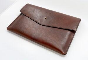 Notebookhülle / Mappe Leder Götz Manufaktur
